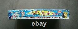 1993 Topps Ren & Stimpy All Prismatic Trading Cards Factory Sealed Box 36 Packs