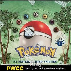 1999 Pokemon Jungle 1st Edition Factory Sealed Booster Box 36 Packs