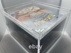 1999 TOPPS POKEMON FIRST MOVIE FACTORY SEALED BOX (36 PACKS) Blue Logo