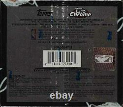 2003-04 Topps Chrome Basketball Factory Sealed Box, 24ct Packs, LeBron RC