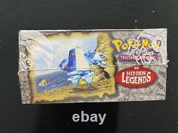 2004 Pokemon EX Hidden Legends Booster Box Factory Sealed