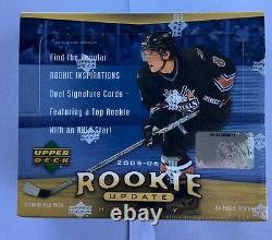 2005-06 Upper Deck Rookie Update Hobby Hockey Box Factory Sealed 24 Pack