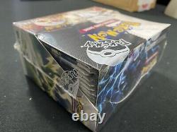 2011 Pokemon Black & White Base Set Booster Box Factory Sealed