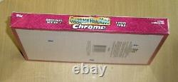 2013 Topps Garbage Pail Kids GPK CHROME OS1 factory sealed 24-pack HOBBY box
