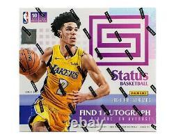 2017-18 Panini Status Basketball Hobby Box Factory Sealed Tatum Mitchell RC