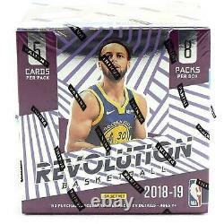 2018-19 Panini Revolution Hobby Box (Factory-sealed). Luka Doncic, Trae Young RC