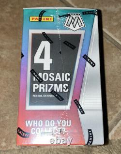2019-2020 Panini NBA Prizm Mosaic Blaster Box Factory Sealed IN HAND SHIPS NOW