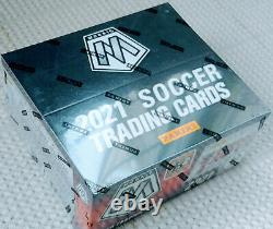 2020-21 Panini Mosaic UEFA Euro Soccer H2 Hybrid Hobby Box Factory Sealed