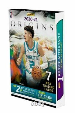 2020/21 Panini Origins Basketball Hobby Factory Sealed Box