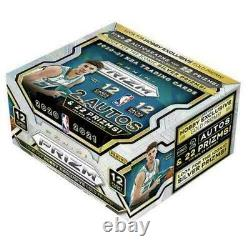2020-21 Panini Prizm Basketball Factory Sealed Hobby Box