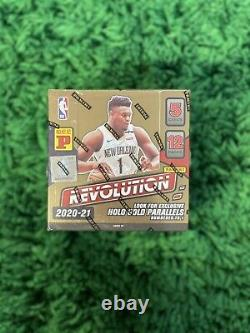 2020-21 Panini Revolution Basketball Tmall Hobby box Brand New Factory Sealed