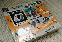 2020 Panini Donruss Optic Football Hobby Box H2 Hybrid Factory Sealed NFL