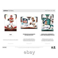 2020 Panini Limited FOOTBALL Hobby Box FACTORY SEALED BOX NFL