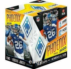 2020 Panini Phoenix Football Factory Sealed Hobby Box
