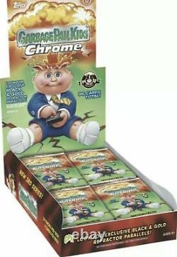 2020 Topps Garbage Pail Kids GPK CHROME OS3 factory sealed 24-pack HOBBY box