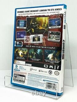 30 x ZombiU inside Master Box Nintendo Wii U Brand New Factory Sealed