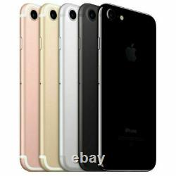 Apple iPhone 7 32GB Factory Unlocked Smartphone 1Yr Wty in Sealed Box New UK