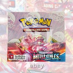 BATTLE STYLES BOOSTER BOX 36 BOOSTER PACKS Factory Sealed Pokemon Pre-Order