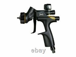 Devilbiss 704520 DV1 Clearcoat Gun Uncupped with Digital Gauge FACTORY SEALED BOX