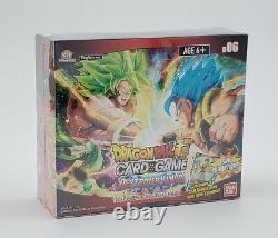 Dragon Ball Super CCG Destroyer Kings BT6 Booster Box Factory Sealed
