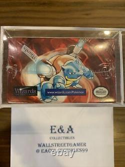 FACTORY SEALED Base Set BOOSTER BOX WOTC 1999 Pokemon English DM to Buy