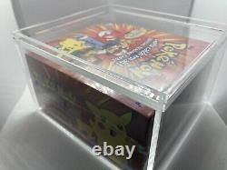 Factory Sealed 1999 Topps Pokemon Series 1 (TV Animation) Booster Box 36 Packs