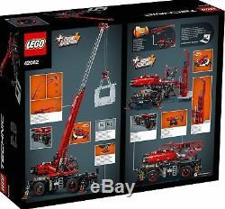 LEGO 42082 TECHNIC Rough Terrain Crane NEW / FACTORY SEALED