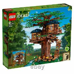 Lego Ideas 21318 Treehouse Factory Sealed / New