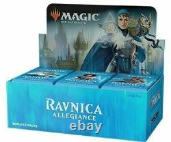 MTG Ravnica Allegiance Booster Box Brand New and Factory Sealed