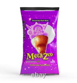 MetaZoo Nightfall 1st Edition Factory-Sealed Booster Box Pre-Order