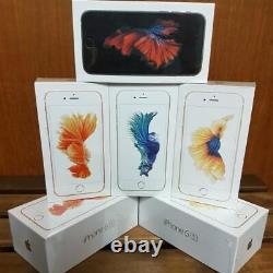 New Apple iPhone 6S 64GB Factory Unlocked Smartphone 1Yr Wty in Sealed Box
