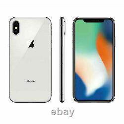 New Sealed APPLE iPhone X 10 64GB 256GB Factory Unlocked 1Yr Wty in Sealed Box