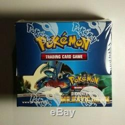 POKEMON DIAMOND and PEARL MAJESTIC DAWN booster box Factory Sealed! MINT