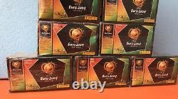 Panini BOX EURO 2004 100 PACKS(500 STICKERS) RONALDO, ROONEY FACTORY SEALED