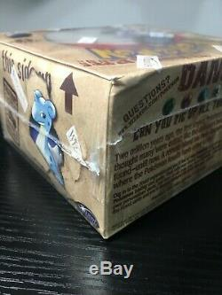Pokemon 1st Edition Fossil Booster Box Factory Sealed 36 Packs