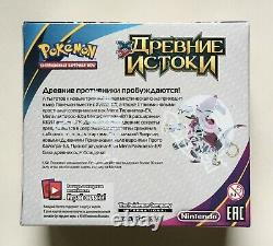 Pokemon Ancient Origins TCG Card Game RUSSIAN Factory Sealed Booster Box 36 Pack
