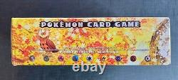 Pokemon Boosters Box HeartGold & SoulSilver 1st Edition Japanese Factory Sealed