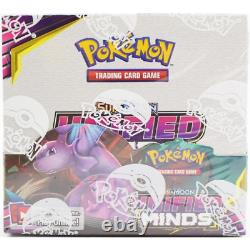 Pokemon S&m Unified Minds Factory Sealed Booster Box In Stock Free Shipping