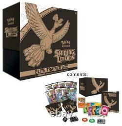 Pokemon Shining Legends Elite Trainer Box (Newith Factory Sealed)