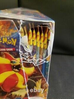 Pokemon X&y Flashfire Booster Box Factory Sealed Charizard