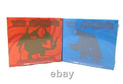 Pokemon XY EVOLUTIONS Elite Trainer Box SET, Factory Sealed CHARIZARD BLASTOISE