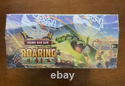 Pokemon XY Roaring Skies Booster Box 36 Packs Brand New Factory Sealed