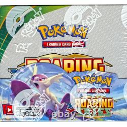 Pokemon Xy Roaring Skies Factory Sealed Booster Box In Stock Free Shipping
