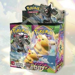 VIVID VOLTAGE 1/2 Booster Box 18 Packs FACTORY SEALED