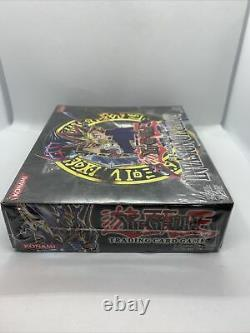 Yu-Gi-Oh! Invasion of Chaos Unlimited Edition Factory Sealed Booster Box