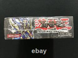 Yugioh! Invasion Of Chaos 1st Edition Booster Box Factory Sealed