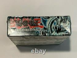 Yugioh Legend of Blue-Eyes White Dragon 1ST EDITION Factory Sealed Booster Box