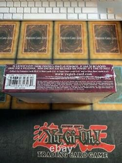 Yugioh Magicians Force Factory Sealed Booster Box Brand New 24 Packs
